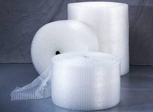 plástico bolha
