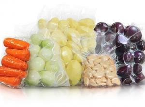plástico para embalagem a vácuo