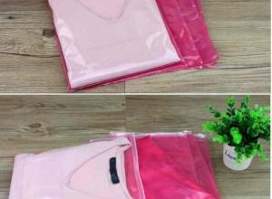 saco de plástico zip lock para confecção
