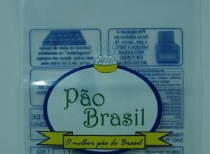saco impresso plástico de pebd