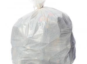 saco plástico 100 litros