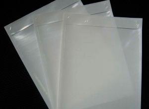 saco plástico branco leitoso