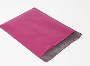 saco plástico com aba adesivada