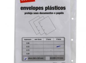 saco plástico oficio