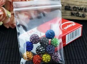 saco plástico zip bag