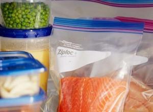 saco plásticos ziplock de alimentos