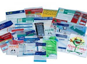 sacos impressos plásticos