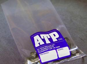 sacos plásticos de documento personalizado
