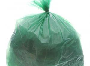 sacos plásticos lixo