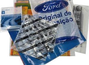 sacos plásticos para documentos impresso