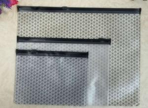 sacos ziplock em plástico documento