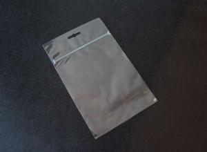 saquinho plástico com lacre