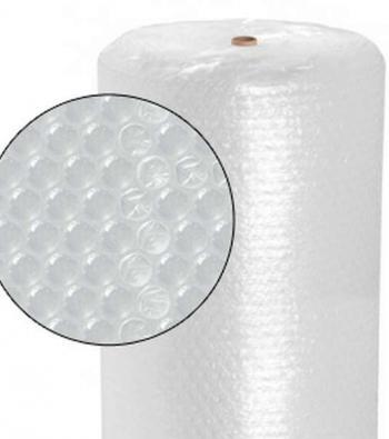 bobinas em plástico bolha 1