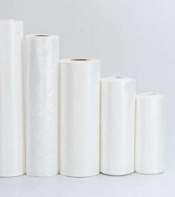 bobinas plásticas picotadas