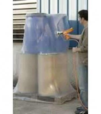 embalagens em plástico
