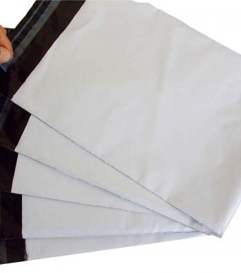 envelope adesivado para empresa feito de plástico