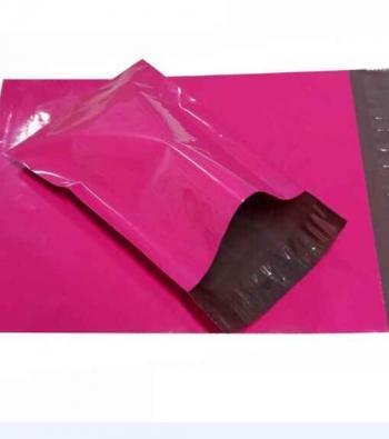 envelope com adesivo em plástico personalizado