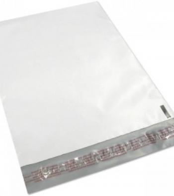 envelope de plástico adesivado de segurança