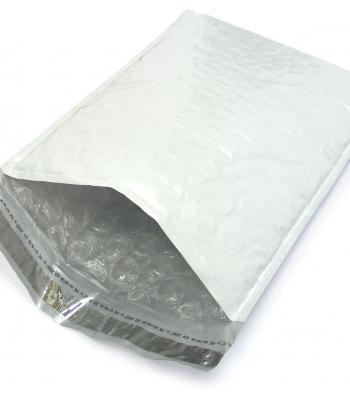 envelope de plástico bolha