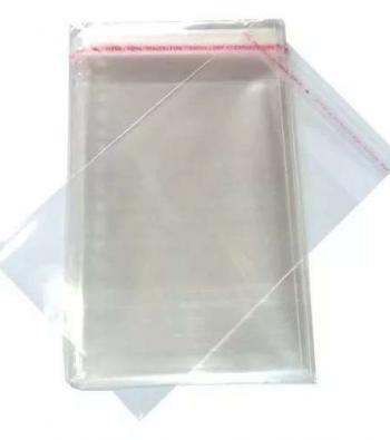 envelope plástico adesivado