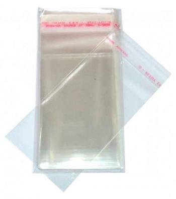 envelope plástico com aba colante personalizado