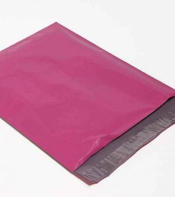 envelope plástico com fita auto adesivo