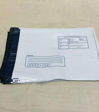 envelope plástico correios preço