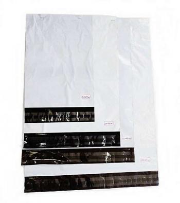 envelope plástico de segurança com lacre inviolável