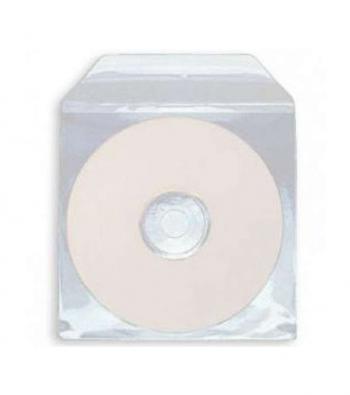 envelope plástico para dvd