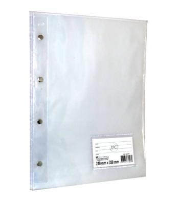 envelope plástico para pasta catalogo