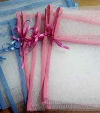 envelope plástico para roupa de maternidade