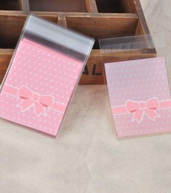 envelope plástico transparente para convite